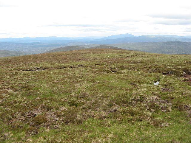 Ridge off Glas Mheall Beag