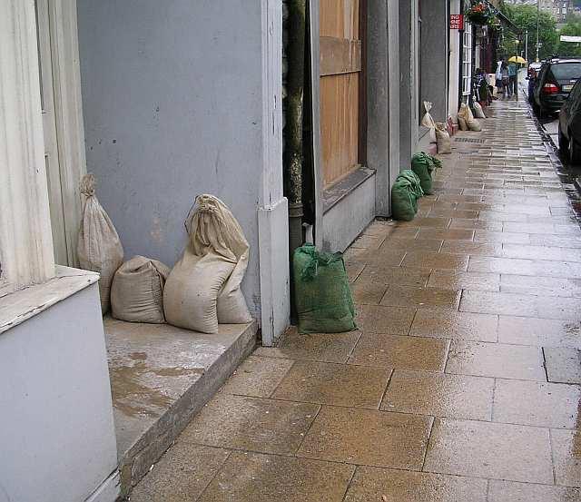 Flood Defences - Market Street