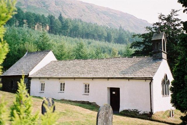 Wythburn: church