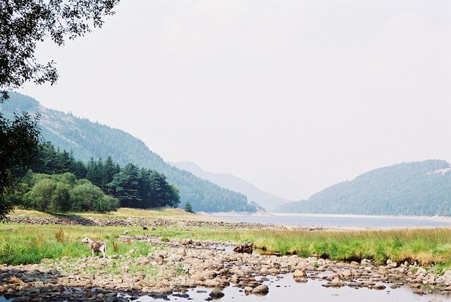 Thirlmere at low level