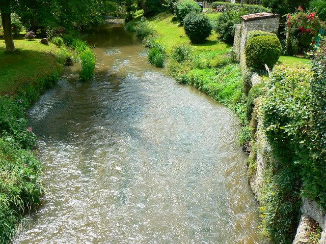 River Chew, Woollard