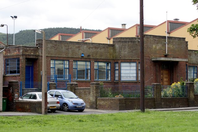 Office Building, Rectory Lane
