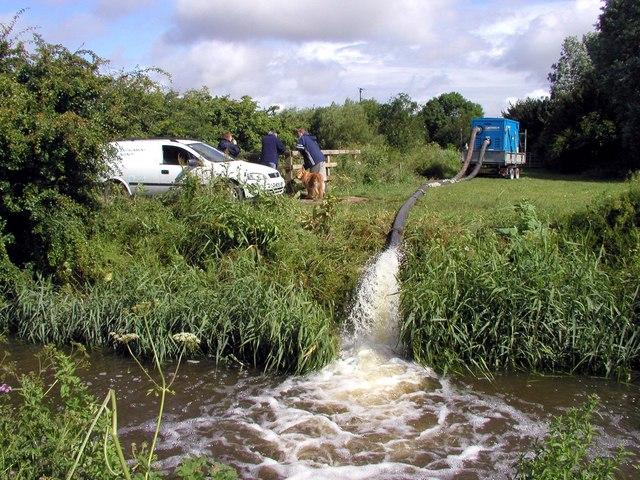 Rainwater Transfer