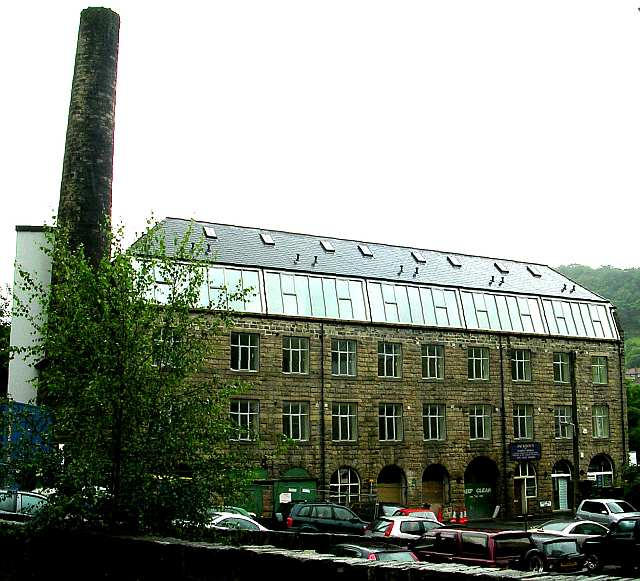 Jackson's Mill - Croft Mill Yard