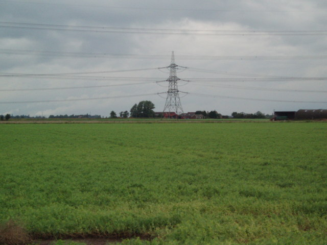 Pylons and Pasture Farm