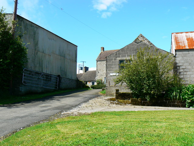 Upper Barrow Hill Farm, Barrow Vale