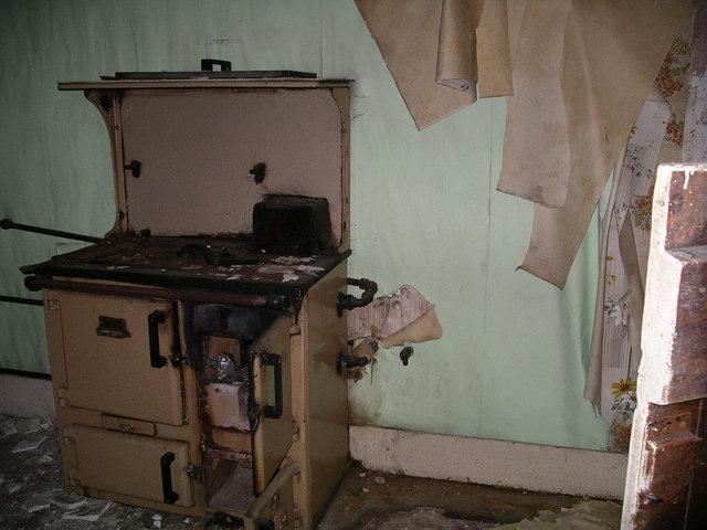 Inside Bovaglie House
