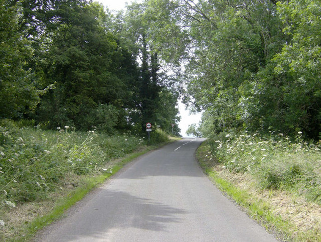 Attractive approach to Harrington Hill