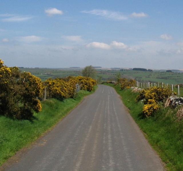 Trecastle To Abercraf Road