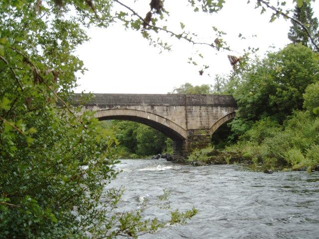 Bridge over the Nith