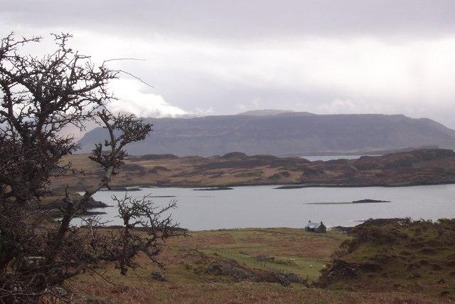 Sheep Pastures and Croft