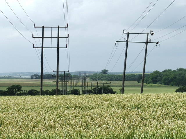 Power Across The Marshes