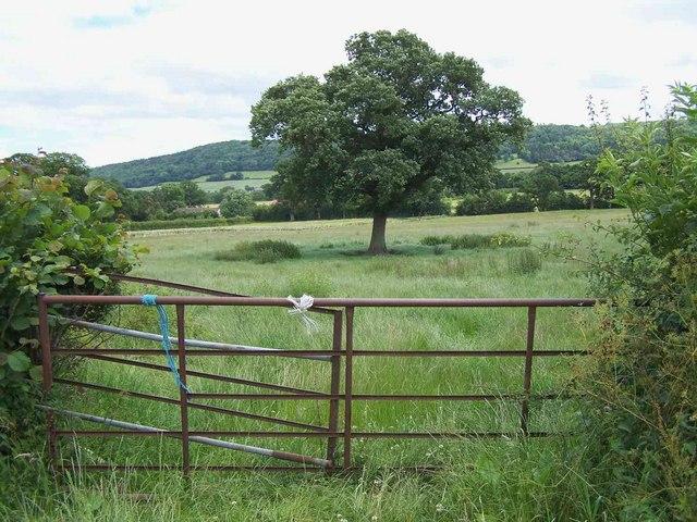 Near Hughley
