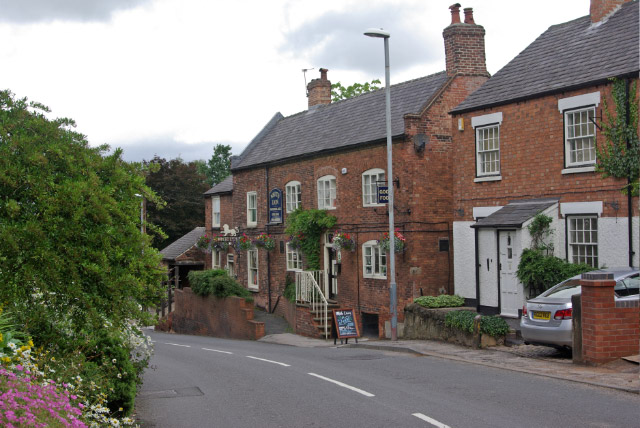 Town Street, Bramcote