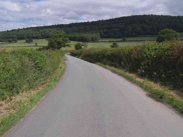 The Road To Wenlock Edge