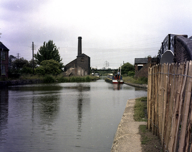 Hawkesbury Junction 1978 (1)