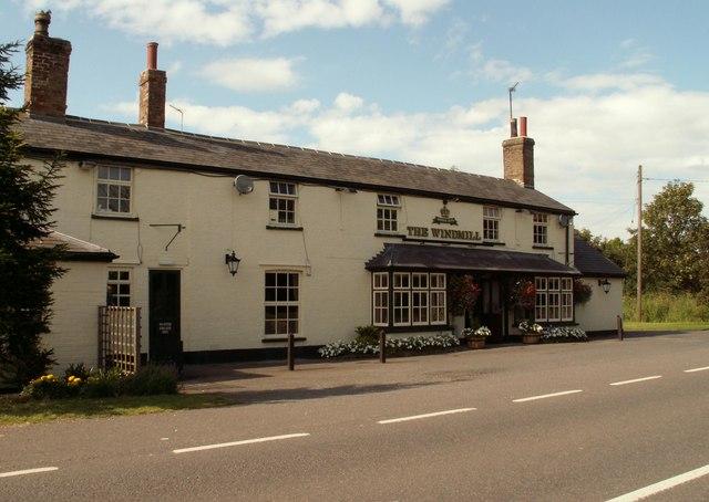 'The Windmill' inn