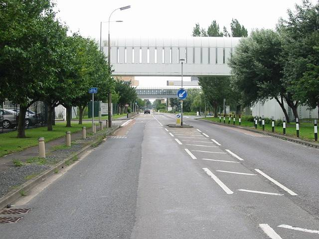 View S along Ramsgate Road