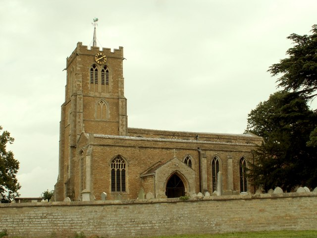 St. Andrew's church at Swavesey