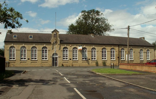 The old Victorian school
