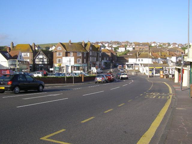 Traffic Lights in Rottingdean