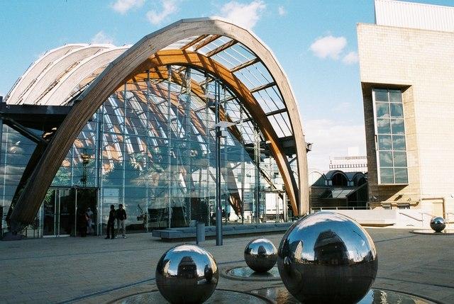 Sheffield: Winter Gardens