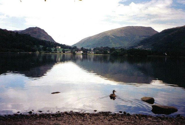 Reflections at Grasmere