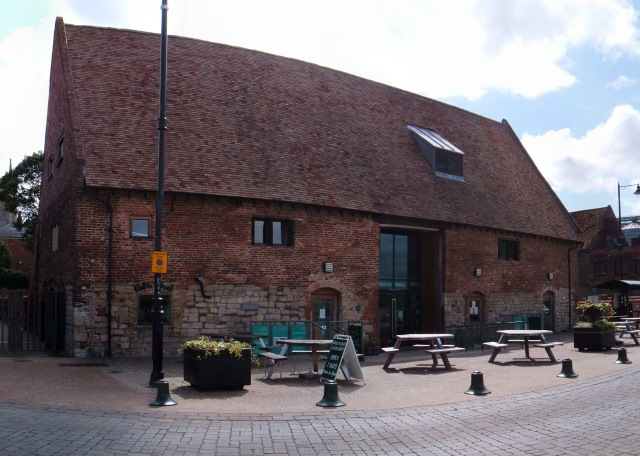 The Green Quay at Kings Lynn