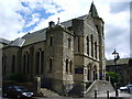 SD9905 : Uppermill Methodist Church by Alexander P Kapp