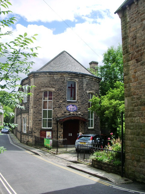 Ebenezer Congregational Church, Uppermill