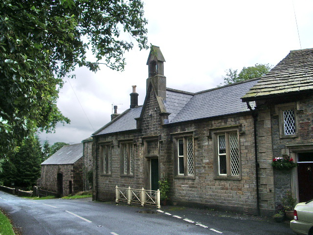 The Old National School, Newton