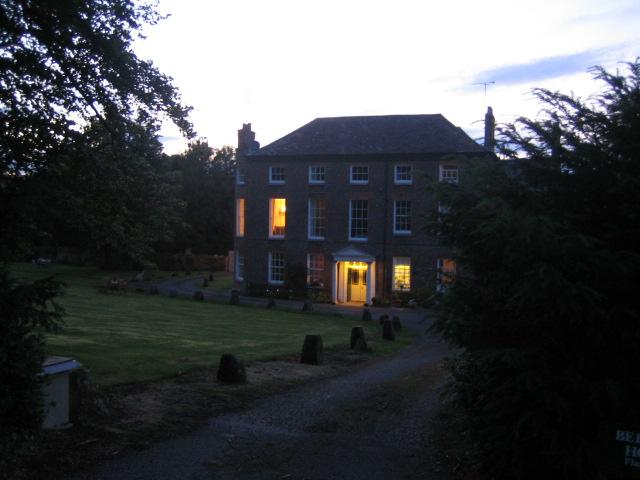 Berwick House, Berwick St Leonard