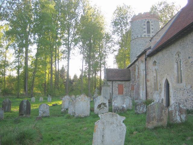 Syleham Church
