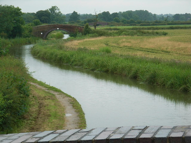 Bridges over the Ashby Canal
