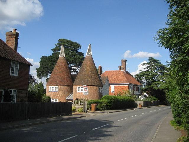 Wilsley  Oast, Wilsley Pound, Angley Road, Cranbrook, Kent