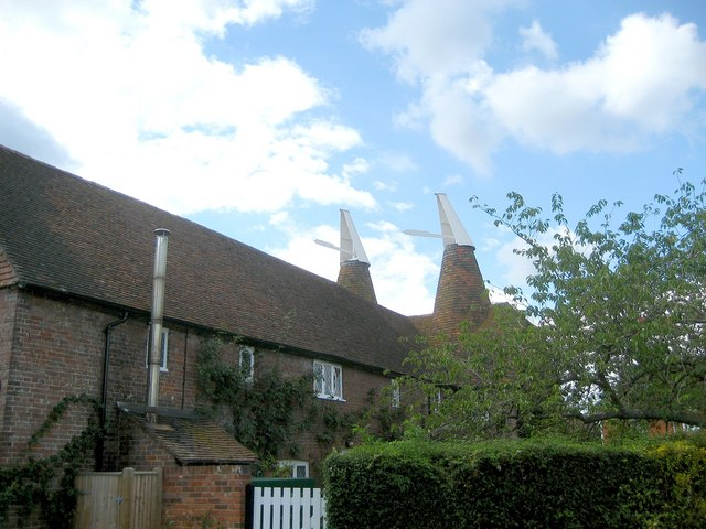 The Oast House, Coursehorn Lane, Cranbrook, Kent