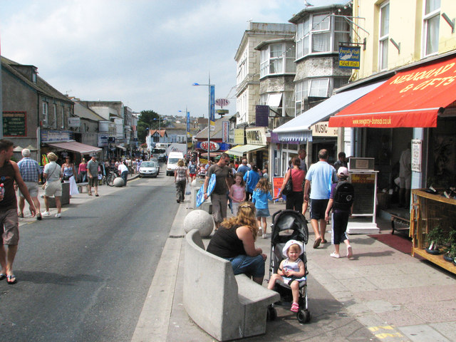 Newquay - East Street