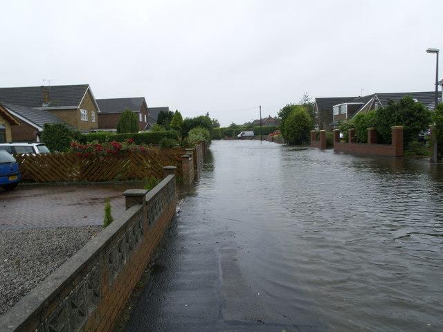 Inmans Road Flood