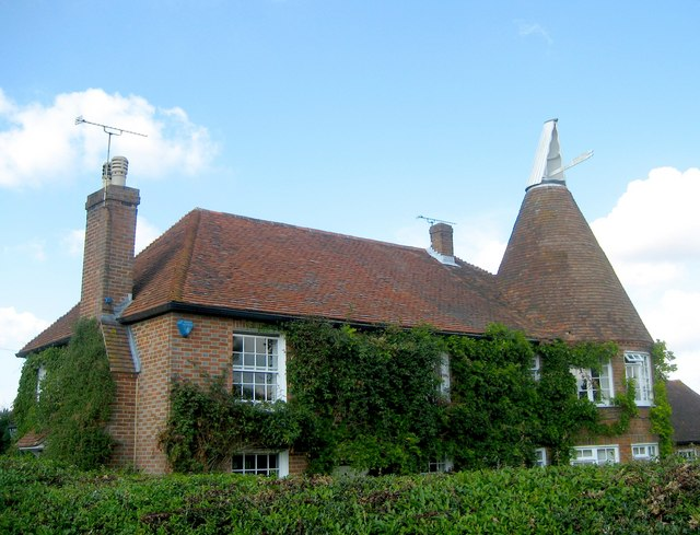 Oast House at Mill Farm, Mill Lane, Sissinghurst, Kent