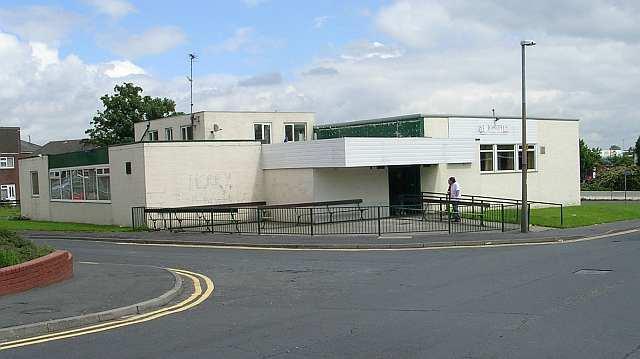 St Joseph's Catholic Club - off Whitfield Place