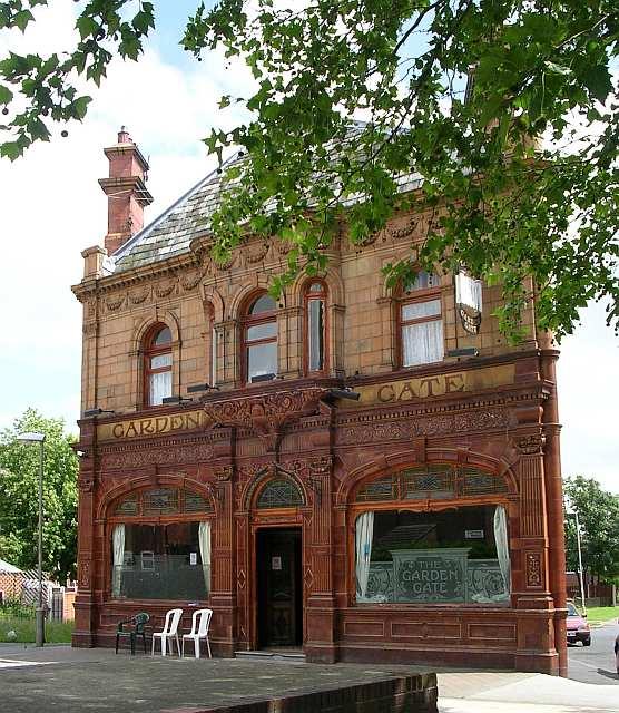 Garden Gate - Walton Street
