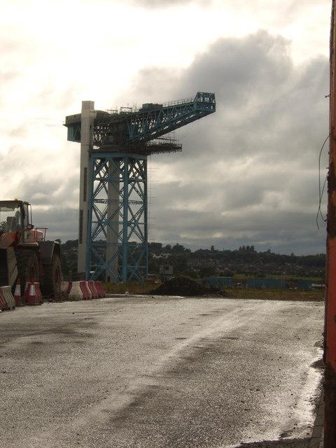 Titan Crane, Clydebank