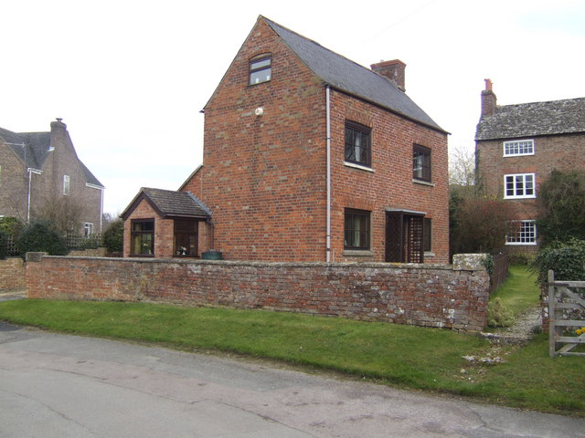 Older housing in Little Witcombe