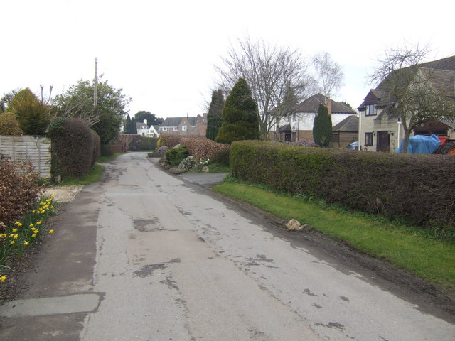 Little Witcombe Village Street