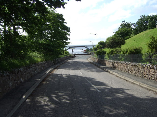 The A9 bridge in Helmsdale