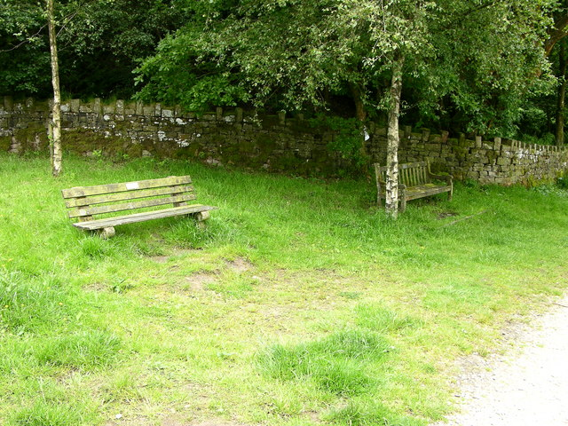 Memorial Benches, Turton and Entwistle Reservoir