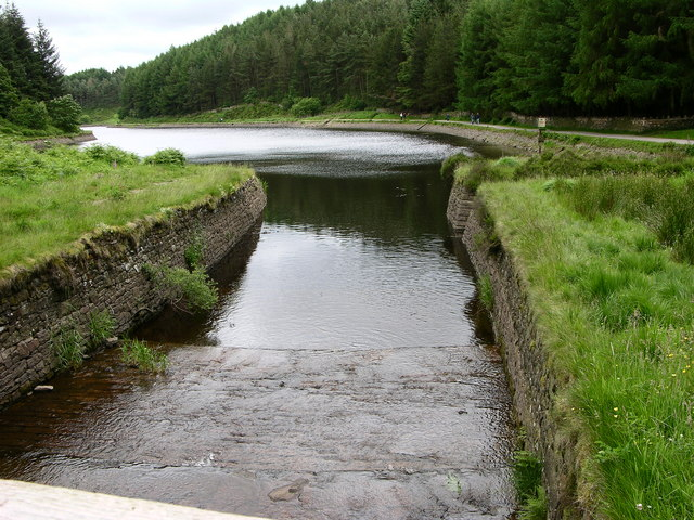 Inflow, Turton and Entwistle Reservoir