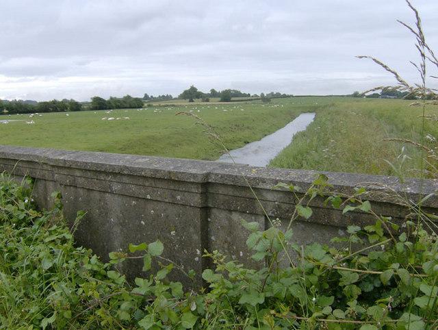 Northorpe Bridge near Spilsby