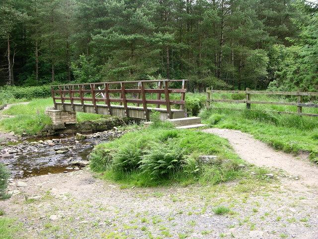 Bridge, Witton Weavers way