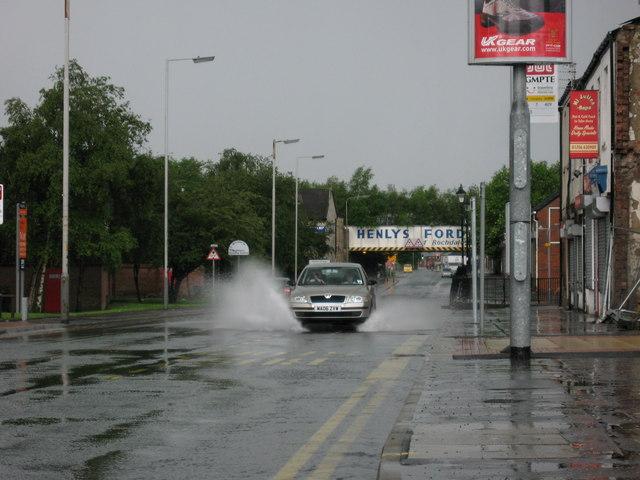 Oldham Road Rochdale